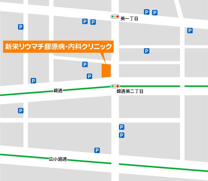パーキング-マップ